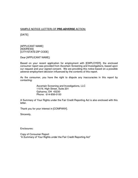 Notice Business Letter Template Best Photos Of Template Of Notification Letter Template For Notification Letter Format Work