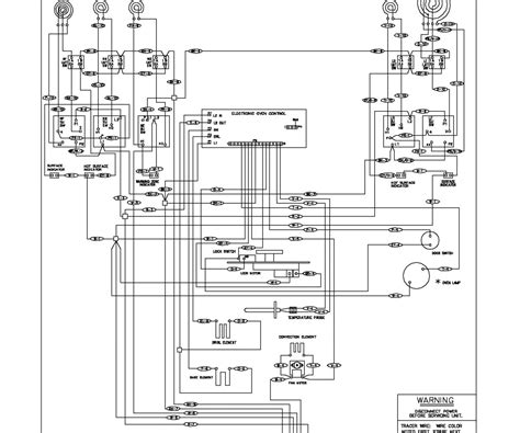 electric range wiring diagram wiring diagram and schematics