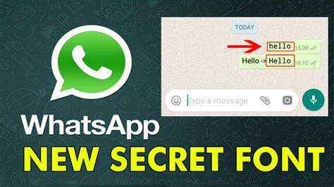 best whatsapp hacking tricks 2017 best hacking tricks here s how you can use the secret font in whatsapp chat