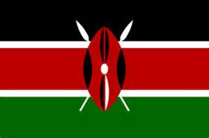 Kenya flag printables for kids