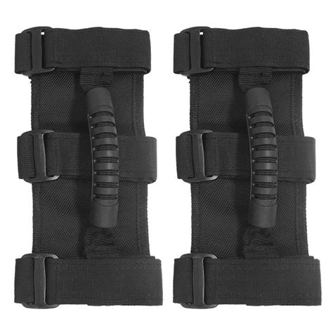 Grip Bar Sepeda 2roll deluxe grab handles fits any vehicle with 2 quot or 3 quot padded or unpadded roll bar or sports bar