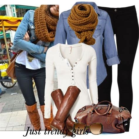 Fall Wardrobe Ideas by Fall And Winter Style Ideas Just Trendy