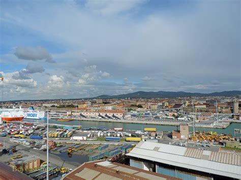 leghorn port cruise port livorno