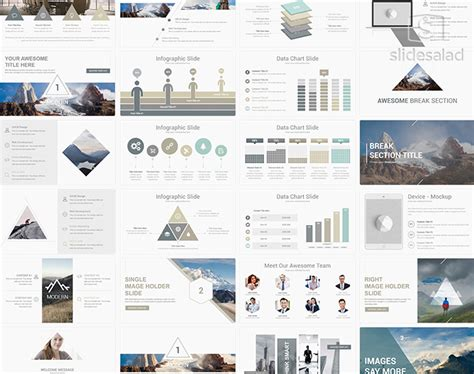 20 Best Powerpoint Templates Designs For Presentations Slidesalad Best Design Templates For Powerpoint