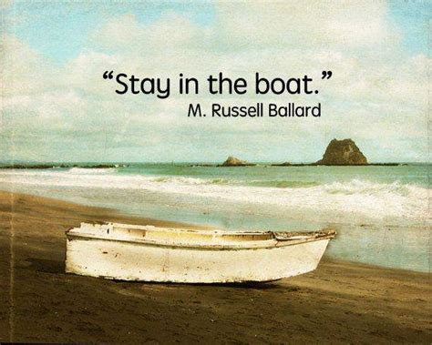 stay in the boat the church of jesus christ of latter day saints archives