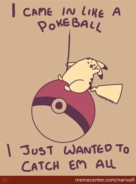 Pokeball Meme - pokeball by narixell meme center