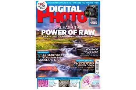 digital photo digital photo magazine subscription five issues