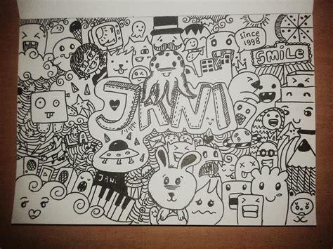 doodle tulisan roller coaster apa itu doodle