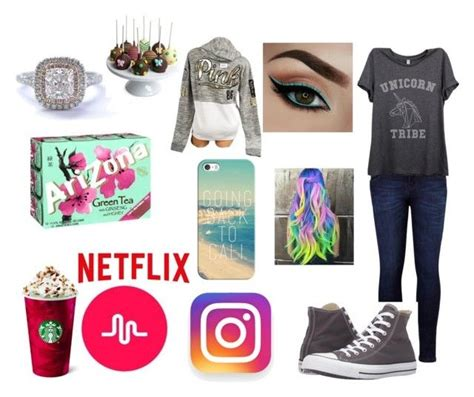 Cute Basic Outfits For School