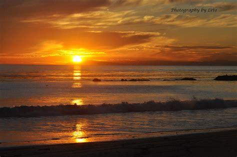Sunset At Laguna Photo Of Laguna Sunset Photograph By Leto Covington