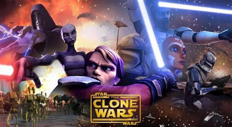 wars tv show wars the clone wars animated tv show to be re