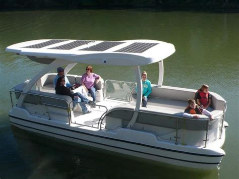 used electric powered pontoon boats 380 best images about boats motors flying machines on