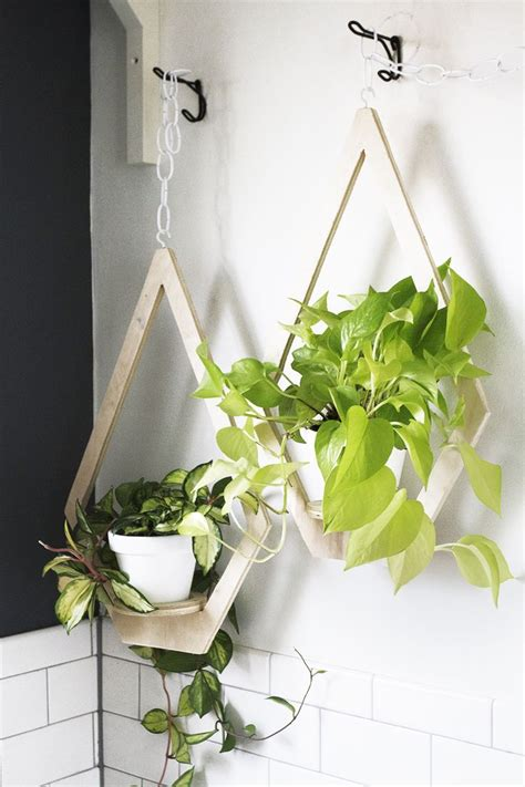 diy hanging plant pot best 25 hanging planters ideas on pinterest indoor