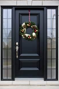 Black Door Hardware Exterior 27 Pictures Of Black Front Doors Front Entry