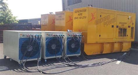 Ac General 3 4 Pk load bank from hillstone products generator testing using ac load banks