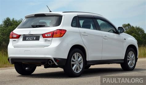 mitsubishi asx 2014 driven mitsubishi asx now ckd and great value