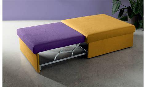 pouf per da letto felis i pouf salvaspazio diventano letto