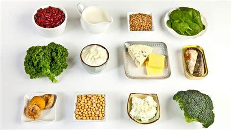 alimentos que contengan mucho calcio conoce los beneficios del calcio y qu 233 alimentos lo contienen