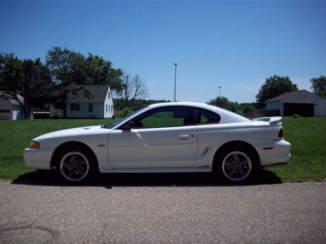 1996 mustang coupe 1996 ford mustang pictures cargurus