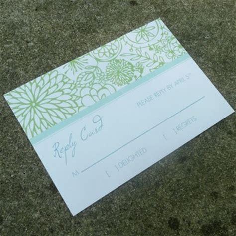 4 Bar Card Template by Summer Sketch Rsvp Card Template Print
