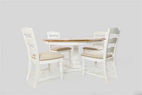 oval table and chair set castille oval table and chair set ruby gordon furniture