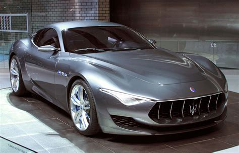 What Is A Maserati Car by Maserati Alfieri