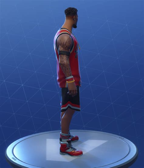 jumpshot fortnite outfit skin    updates