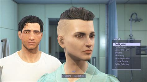 haircut for female to male anchorage hairstyle fallout 4 67 with anchorage hairstyle