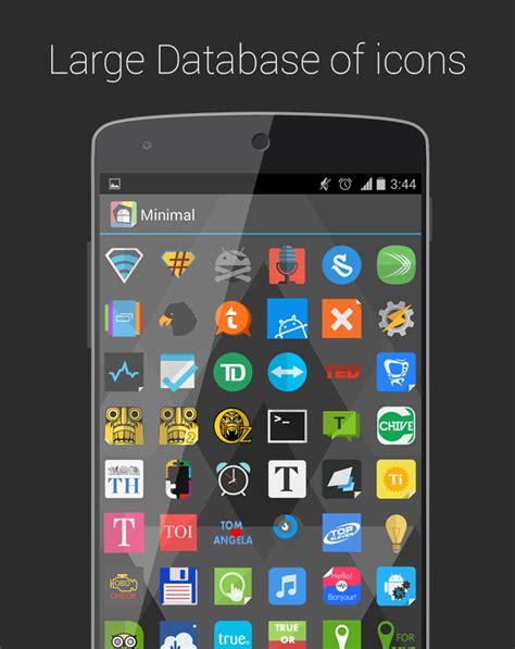 nova launcher themes apk mobile9 minimal apex nova kitkat theme v1 0 3 apk apknore