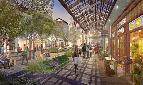 layout of topanga mall breaking more ground csq magazine events community
