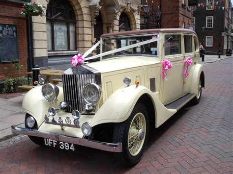roll royce wedding vintage rolls royce vintage wedding car hire rochester kent