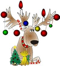 christmas reindeer graphics and animated gifs picgifs com