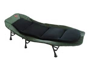 fishing cing bed chair bedchair 6 adjustable legs inner