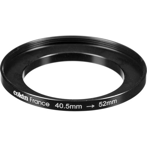 Step Up Ring 40 5 52mm cokin 40 5 52mm step up ring cr40x52 b h photo