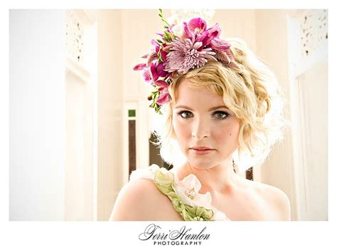 fresh flower wedding hair pieces 17 best images about floral headpiece on reem