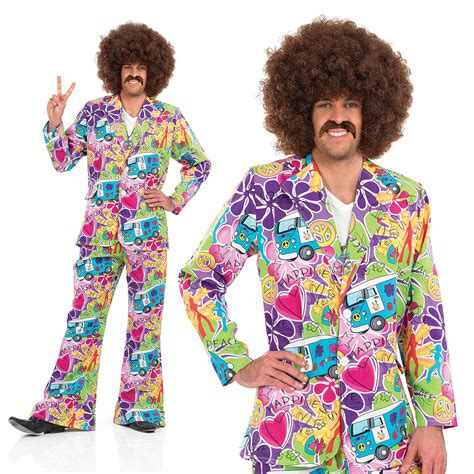 photos from the 70s mens psychedelic suit fancy dress costume 60s 70s retro