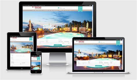 Homepage Design Vorlage Textag 187 Werbeagentur Internetagentur Mv