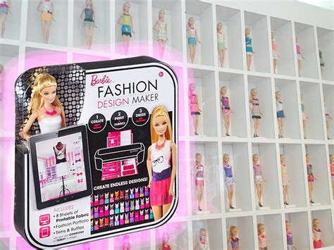 barbie fashion design maker kit fit n fancy holiday gifts giveaway mizzfit
