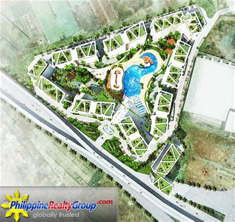 Master Suite Floor Plan Azure Urban Resort Residences Paranaque Metro Manila