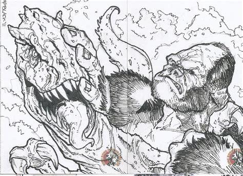 king kong of skull island by grover80 on deviantart