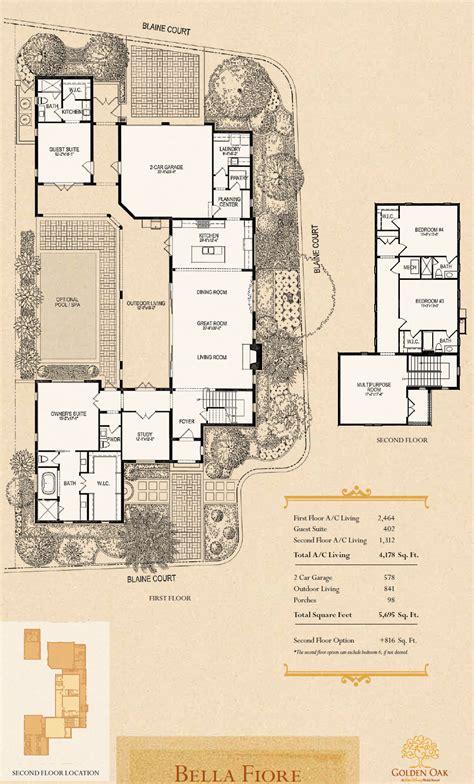 disney floor plans disney golden oak luxury new homes in lake buena vistanew