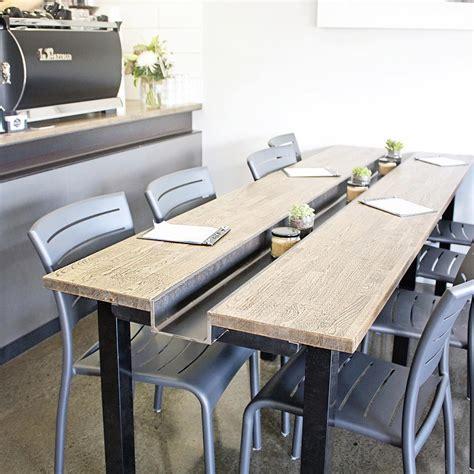 Meja Makan Untuk Restoran 35 desain meja kursi cafe minimalis terbaru 2018 dekor rumah