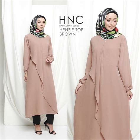 Supplier Baju Yesha Top Hq supplier baju muslim terbaru