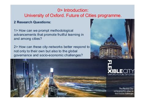 Oxford Mba Questions by Oxford City Smart Oxford Project Board Dr Igor