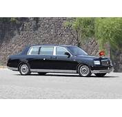 Toyota Century Royal Imperial Processional Car 2006