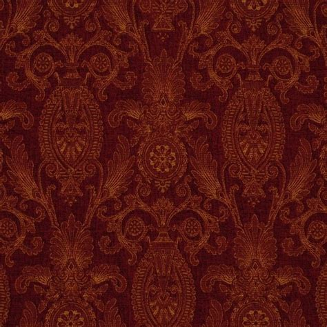 beacon upholstery beacon hill fabric velvet stitch scarlet 173609