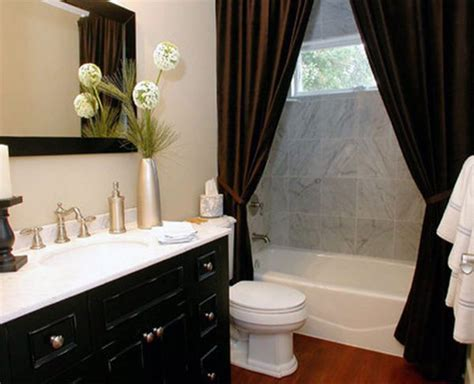 bathroom ideas with shower curtains sophisticated shower curtains