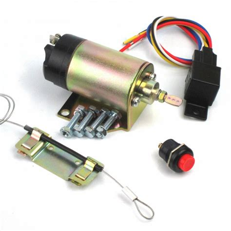 Door Popper Solenoid by Door Popper Kit Handle 105 Lb Solenoids W 8 Function Remote Ebay