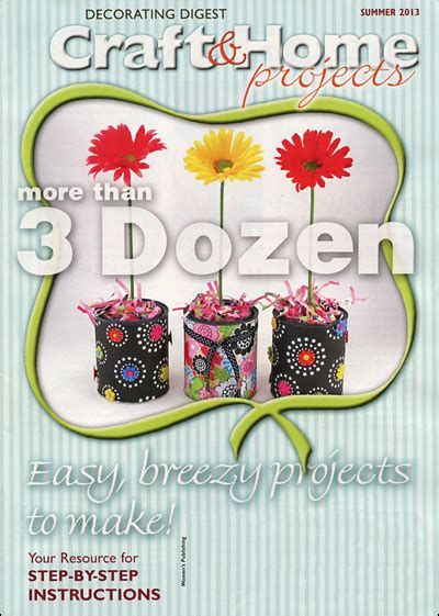 craft home projects decorating digest magazine