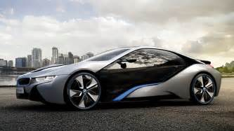 hd wallpaper bmw concept car sports car town